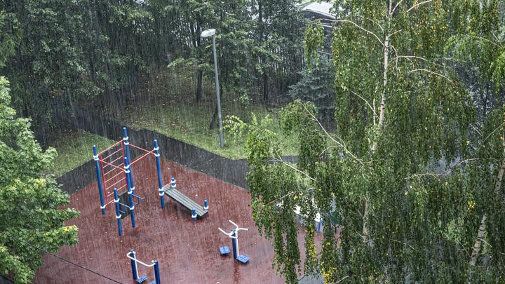 На Кубань в ближайшие часы обрушится непогода