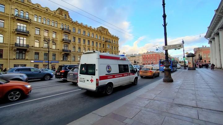 В Санкт-Петербурге побит новый антирекорд по числу смертей от COVID