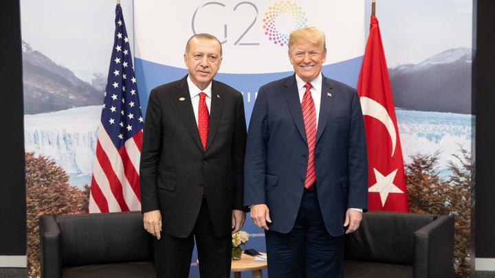 Эрдоган: Турция непретендует наземли вСирии