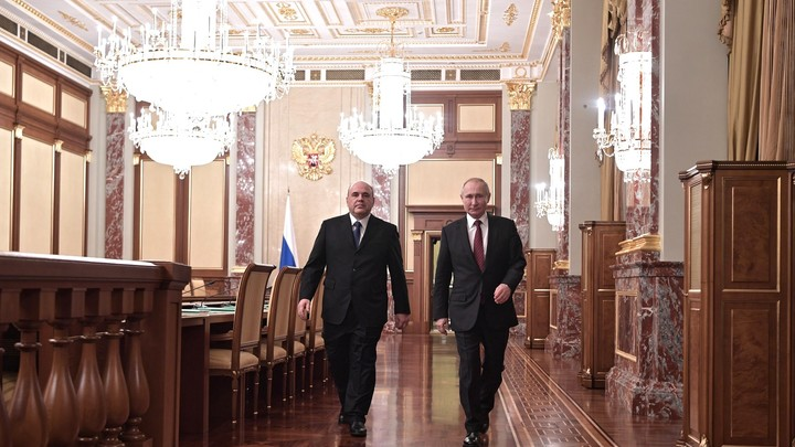 Сделать то, чего не захотел делать Медведев: задачи нового правительства оценили одним фото