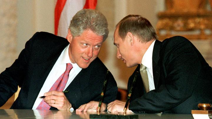 Секретные переговоры Путина и Клинтона: Президента подвели американизмы
