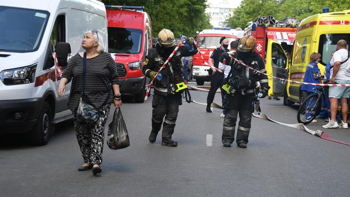 В Верхней Пышме произошёл взрыв газа в многоэтажном доме