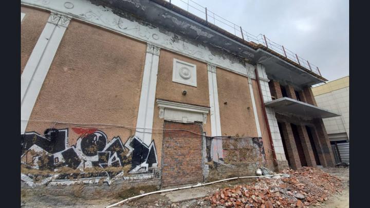 Реконструкция здания для театра Афанасьева в Новосибирске подорожала на 110 млн рублей