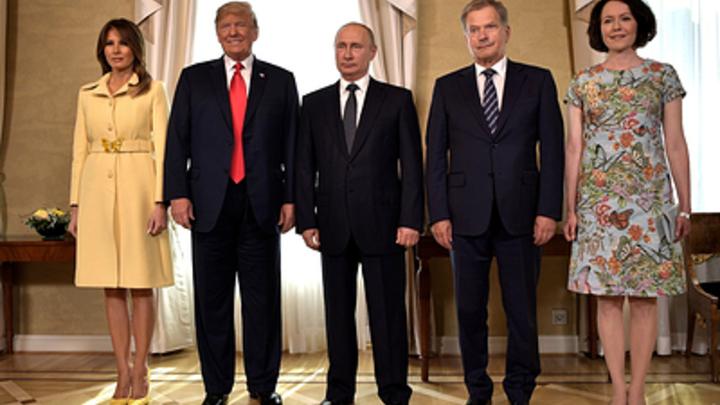 После саммита Путина и Трампа президент Финляндии захотел в Россию