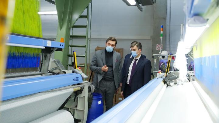 По итогам 2020 года в Ивановской области выросло промышленное производство