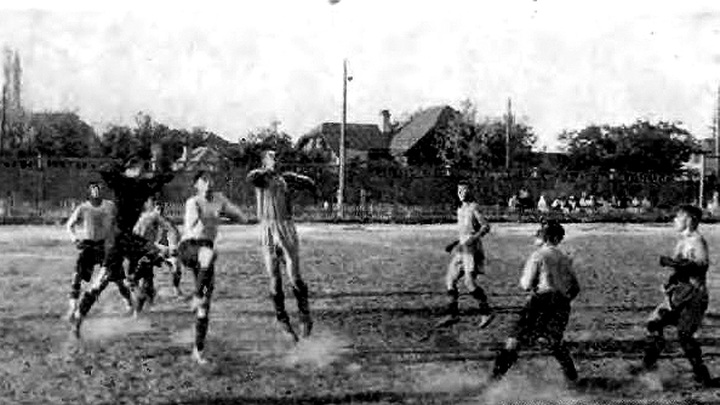 Футбол в блокадном Ленинграде и в освобождённом Сталинграде. Как это было