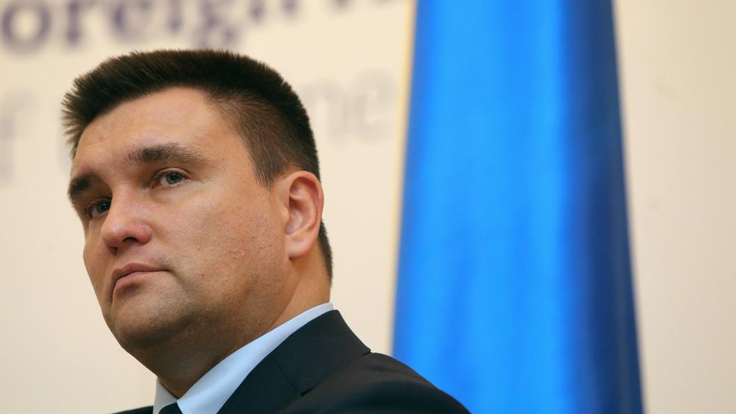Националисты призвали Порошенко сократить Климкина