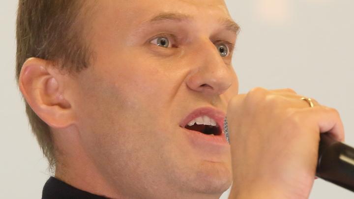 Проверку по отравленному Навальному продлили