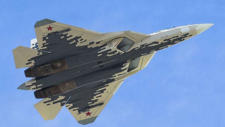 F-35 и F-22 теряют нюх из-за умной обшивки русского Су-57