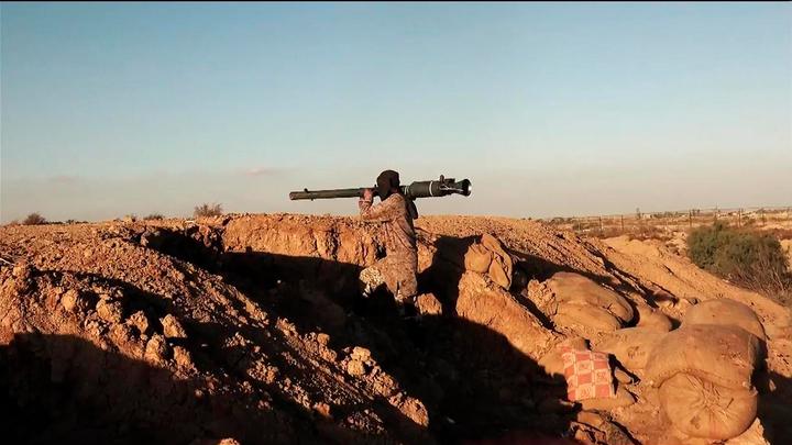 Коалиция США поспешила скрыть данные об эвакуации главарей ИГИЛ из Дейр-эз-Зора