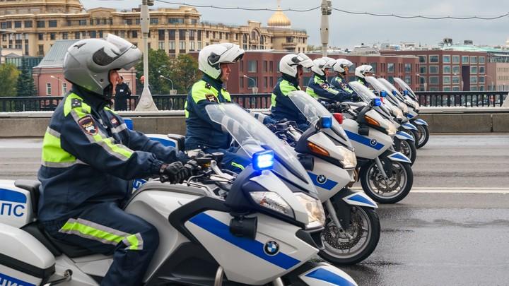 В Санкт-Петербурге полиция ищет террористов на белом грузовике