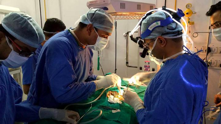 Ученые научились восстанавливать ткани сердца без операций