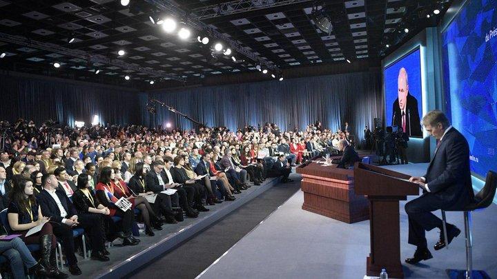 Ноль, ноль островов японцам: Что творилось за кадром пресс-конференции Путина