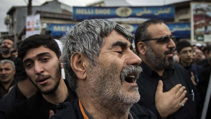 Похороны Сулеймани пришлось отложить из-за множества погибших в давке на церемонии прощания - источники