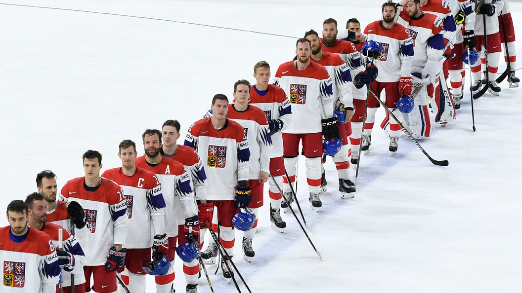 Американские хоккеисты разгромили норвежцев иобеспечили себе выход вплей-оффЧМ