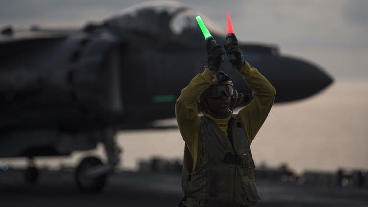 И это без войны: США потеряли шесть истребителей за два месяца
