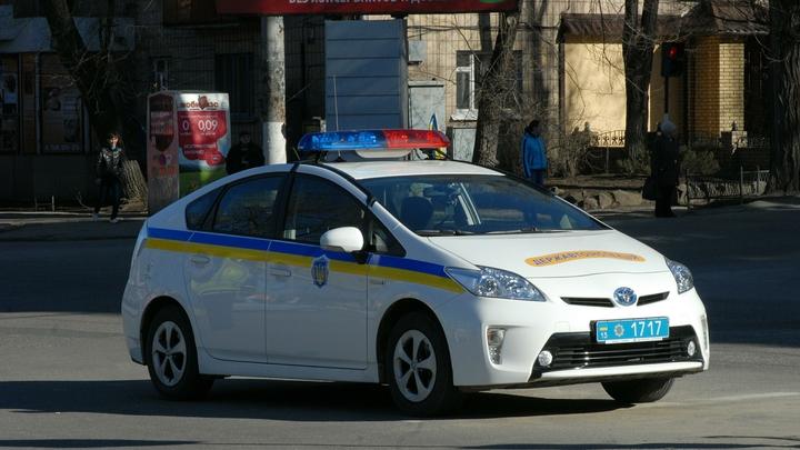 В Киеве толпа из 100 человек едва не разорвала советника главы МВД Зоряна Шкиряка - видео