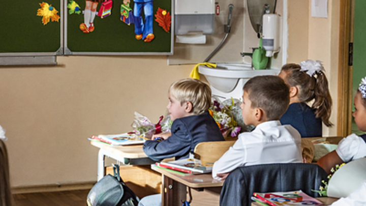 В Курганской области начальные классоы вернутся с дистанта в школы 30 ноября