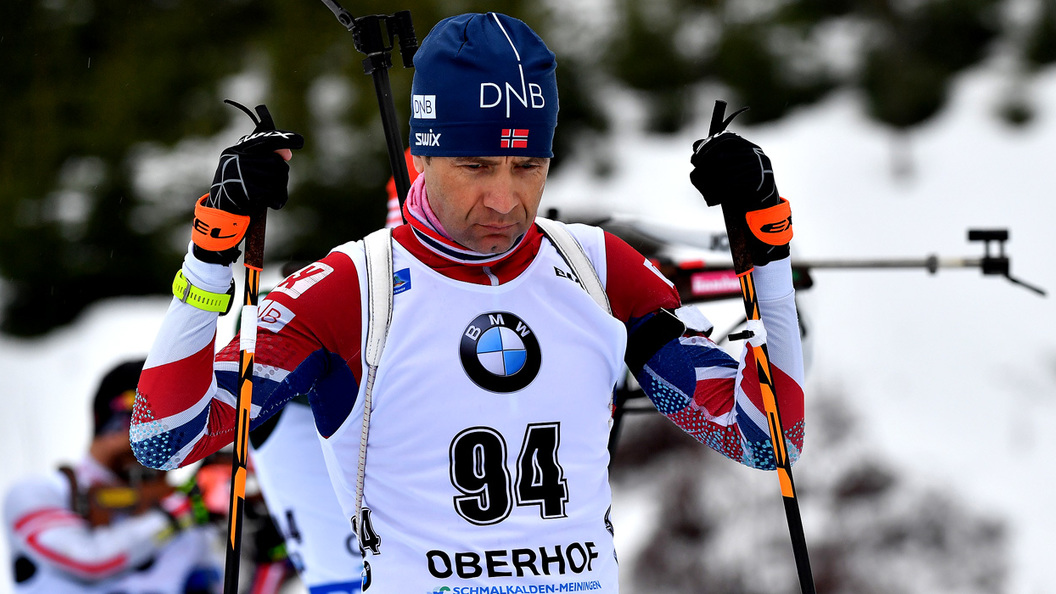 Мужскую сборную России по биатлону может возглавить Бьорндален