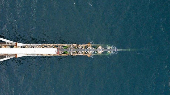 Nord Stream 2 AG назвал спекуляцией слухи о выводе Северного потока - 2 из-под ограничений ЕС