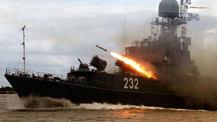 Уже никто не хихикает при словах русский флот. А в НАТО откровенно паникуют