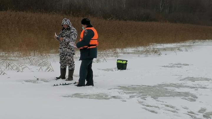В Вязниковском районе утонул рыбак