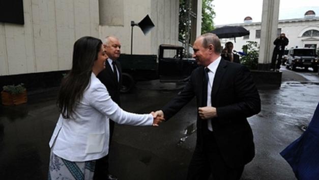 Володя - Симоньян предложила название для супероружия России