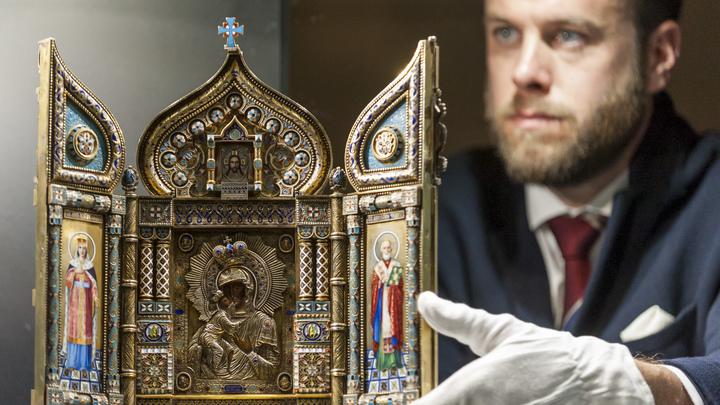 ВИсторическом музее в столице выставят иконы изличной коллекции Григория Лепса