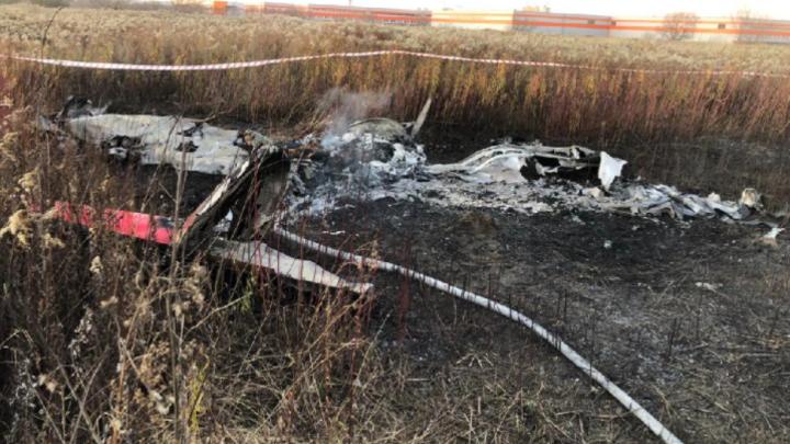 Эксперт назвал причины крушения самолёта Колтового. Пилот ни при чём?