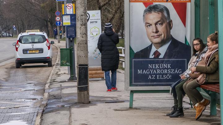 Виктор Орбан: Около 2000 агентов Сороса готовят глобалистский переворот в Венгрии