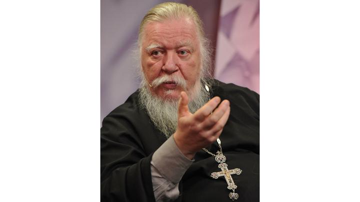 Уже идет на поправку: В окружении протоиерея Димитрия Смирнова подтвердили госпитализацию священника