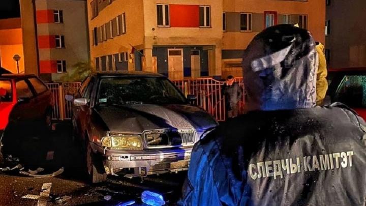 От травли в соцсетях к террору: В Гродно взорвали машину милиционера