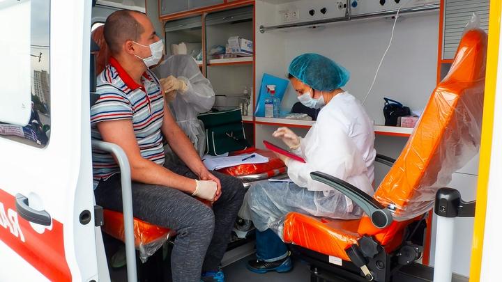 Во Владимире открыли два новых пункта вакцинации от гриппа: в ТЦ Восток-1 и на «Рынке на Студёной»