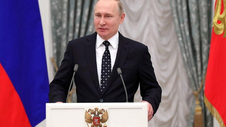 Путин проводит экстренное обращение к народу - трансляция