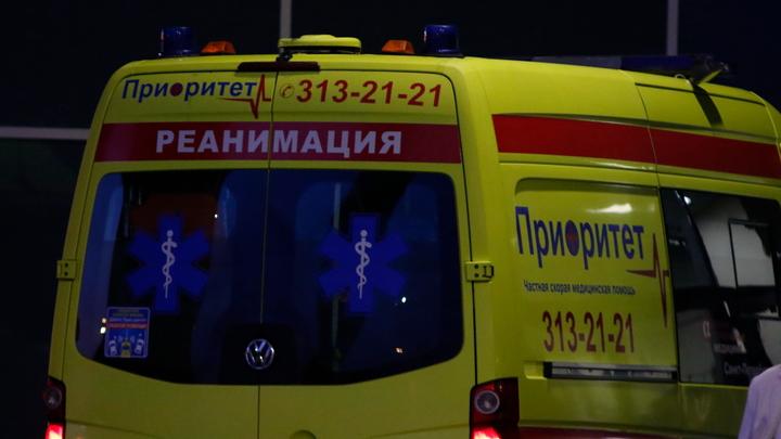 Расплющило машиной: В Кронштадте трагически погиб молодой мужчина