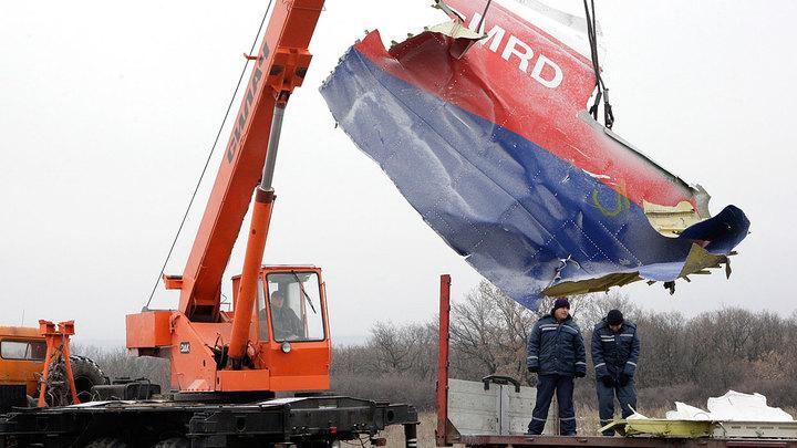 Боинг в небе над Донбассом сбили по приказу из США