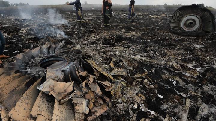 Путин: США знают, но скрывают всю правду о трагедии MH17