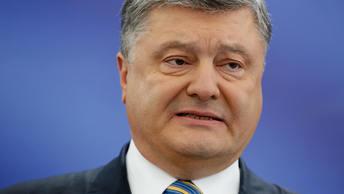 На Украине стартовал сбор подписей за импичмент президента Порошенко