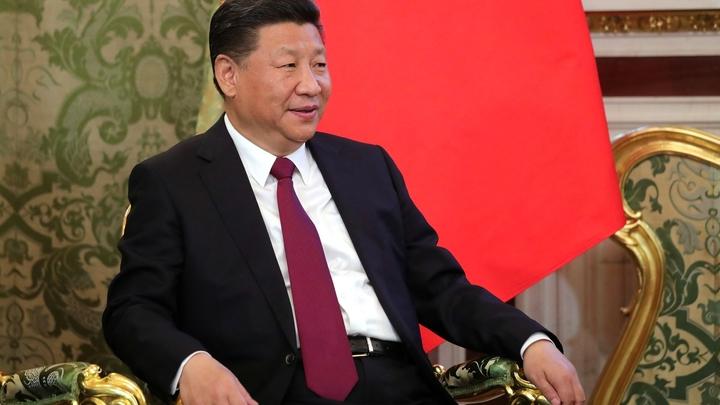 После угроз США Си Цзиньпин выступил с жесткой речью о суверенитете
