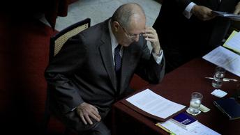 В Перу одобрили отставку президента и подыскали ему замену