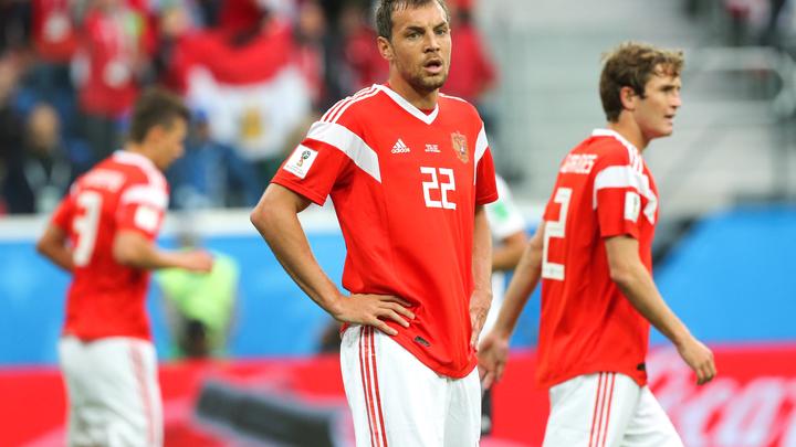 Черчесов назвал имя нового капитана сборной России