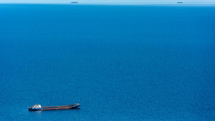 СБУ дожала суд: Украина арестовала танкер якобы за поставки топлива Черноморскому флоту