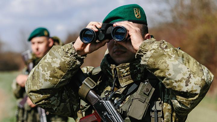 Украинцы окапываются на границе с Россией. Готовятся к войне?