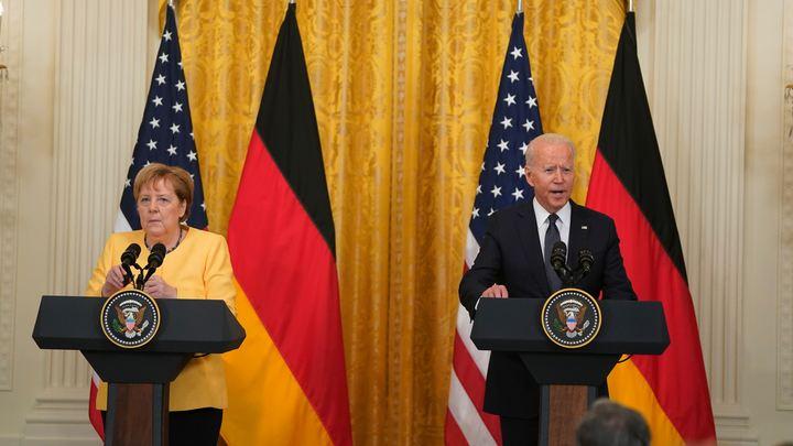 Германия с США подготовили для Украины унизительную подачку: Нюансы сделки по Северному потоку - 2