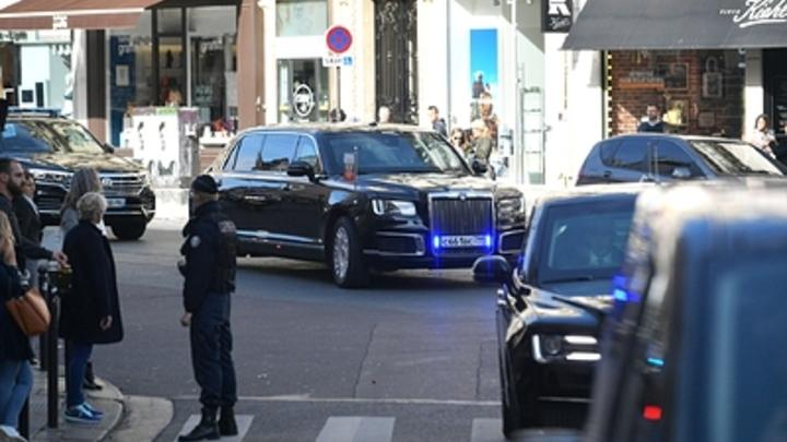 Избранных чиновников пересадят на автомобили Путина в 2020 году