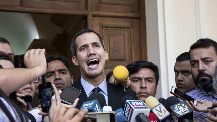 Генерал-перебежчик на стороне лжепрезидента: Представитель ВВС Венесуэлы поддержал Гуайдо