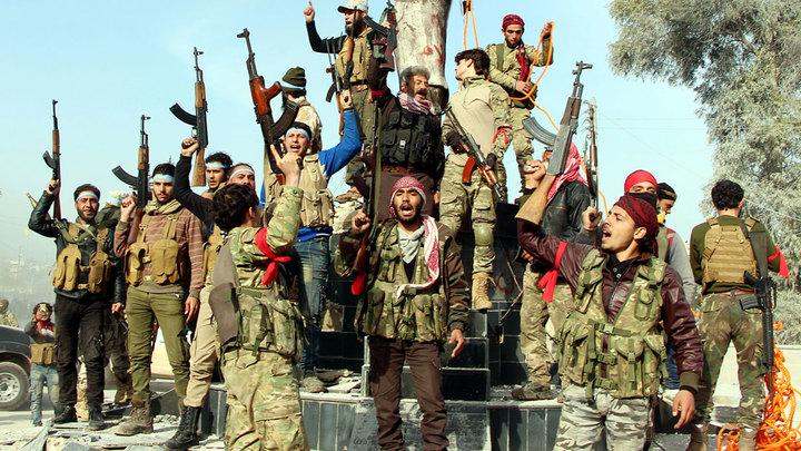 Курды добились, чего хотели: Отморозили себе Африн назло Асаду
