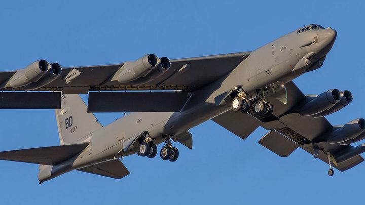 Летающие крепости и ядерное оружие США в Европе