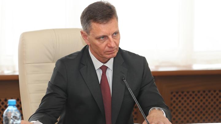 В областной администрации опровергли отставку губернатора Владимира Сипягина