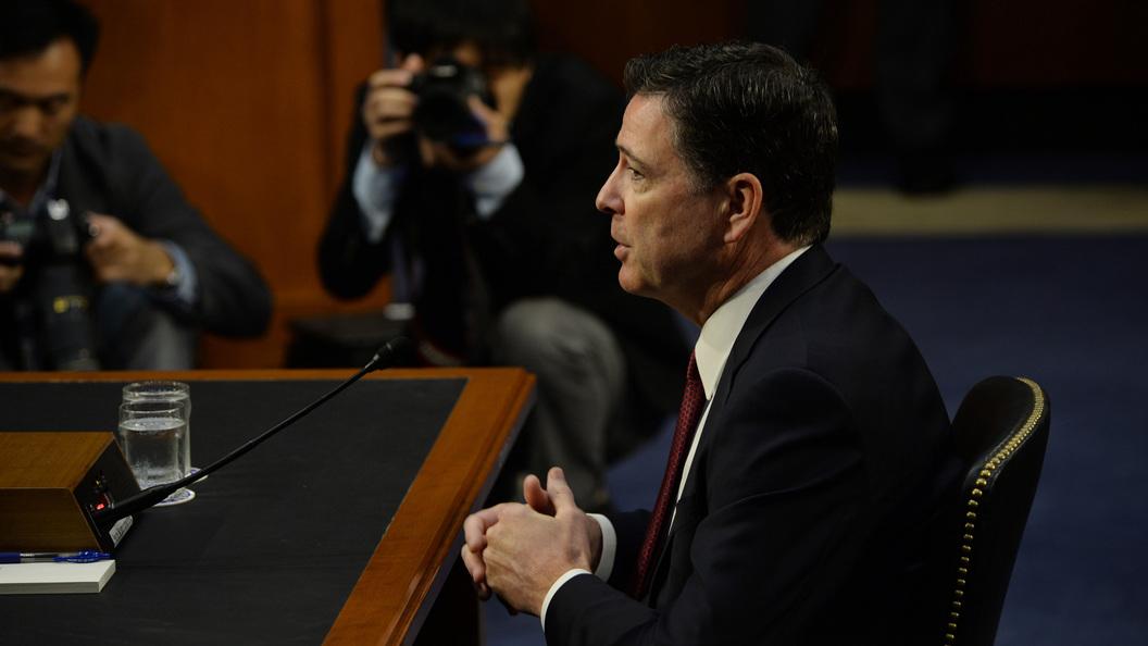Экс-глава ФБР поведал  о русском  компромате наТрампа